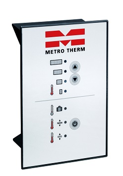 METRO THERM Smart control display